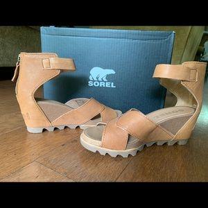 SOREL Joanie II Ankle Strap Sandal 8